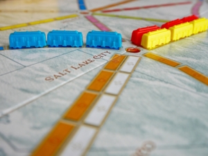 Zug um Zug Spiel Brettvarianten