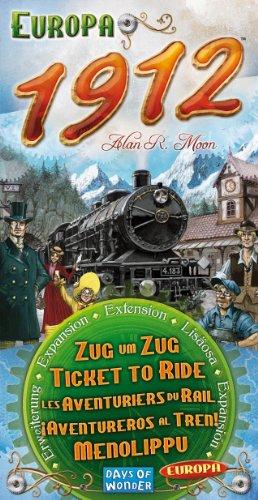 Zug um Zug 1912 Erweiterung